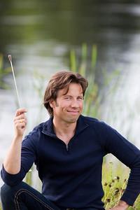Conductor Kristjan Järvi