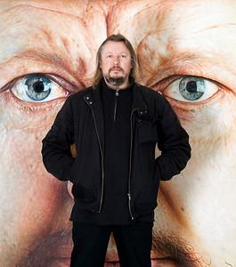 Painter Ilmar Kruusamäe