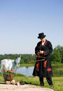 Folk musician Andrus Taul