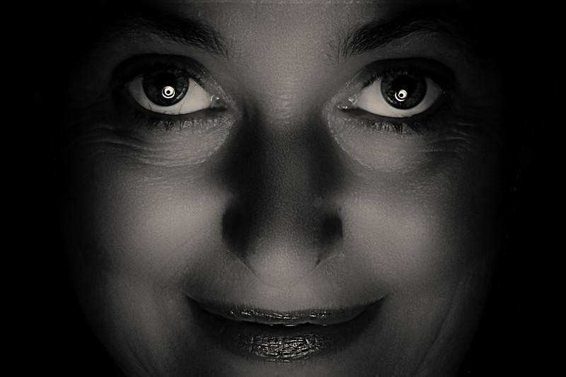 Schau mir in die Augen, Kleines......