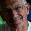 My husband, Mike Frane<br /> Shot with Leica R lens with Leitax adaptor for Nikon digital