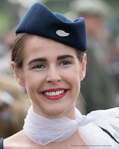 Vocal Group Singer #2 - The Goodwood Revival 2018