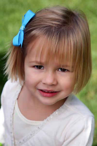 Isabel turns 6-19