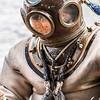 Old Time Sponge Diver, Tarpon Springs, FL