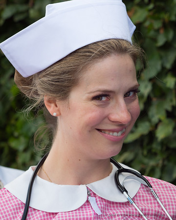 Nurse Patrol - The Goodwood Revival 2018