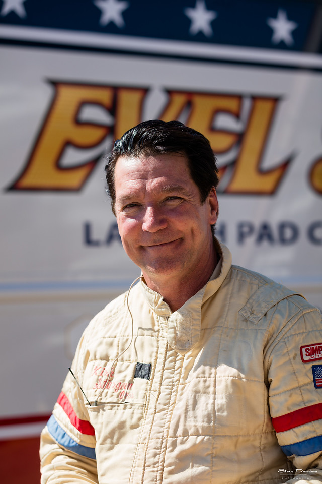 Eddie Braun, Rocket Man