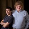 Dan and John Porter