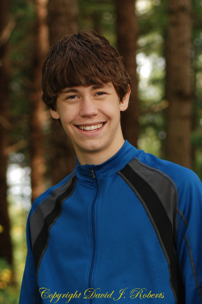 Senior Picture - Ryan