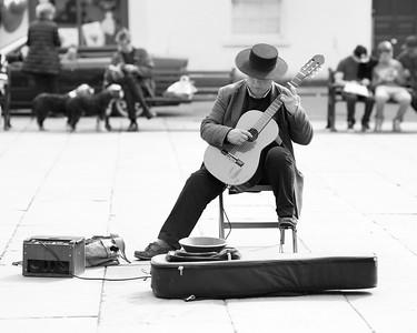 Classical Guitar Performance - Bath - March 31 2014
