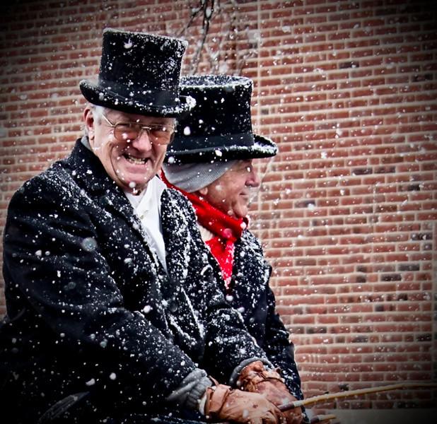 Scrooge?