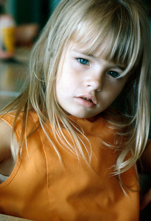 kindergarten student, galesburg, il