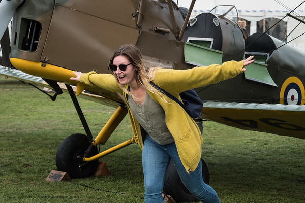 Chocks Away  - The Goodwood Revival 2018
