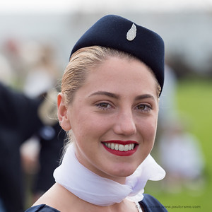 Vocal Group Singer  - The Goodwood Revival 2018