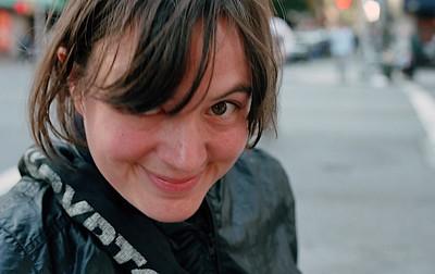 Miriam: My Portrait Muse!