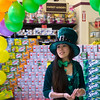 St. Patrick's Day 2011 at the SaveMart, Angels Camp, CA.