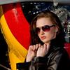 Fashion Model, Kayley Kauffman.