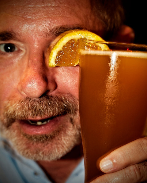 Orange Eyed Cheers