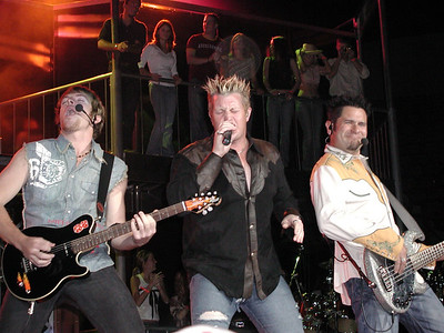 Rascal Flatts In Concert