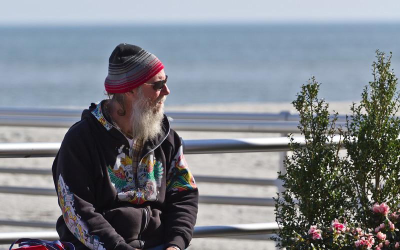 Atlantic City. April 2012