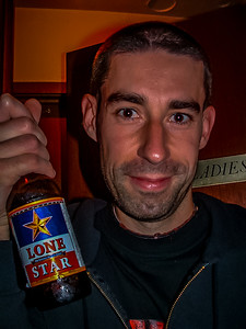 The French do drink Lone Star
