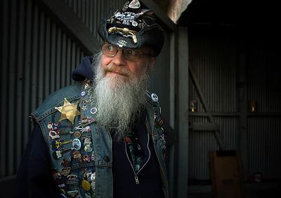 Jimmy, known as Fireball around the Atlanta street racing scene of the 1970's.