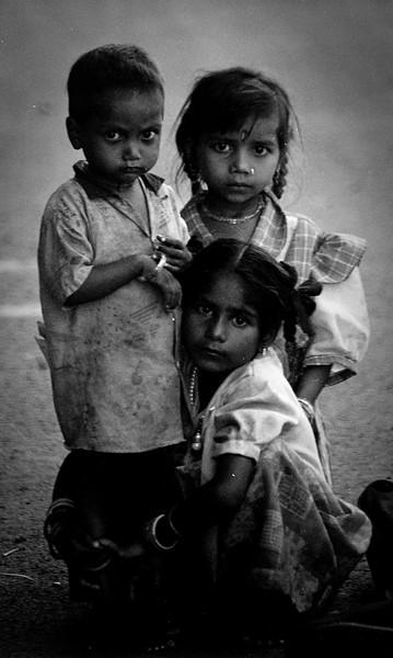 Dangs, Gujarat, India.