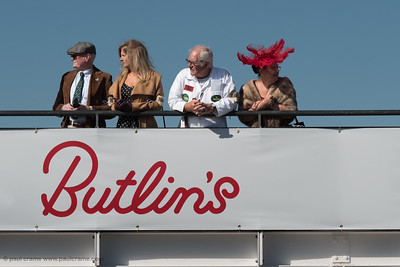 Team Butlins - The Goodwood Revival 2018