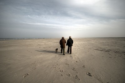 Schiermonnikoog, The Netherlands - 2009