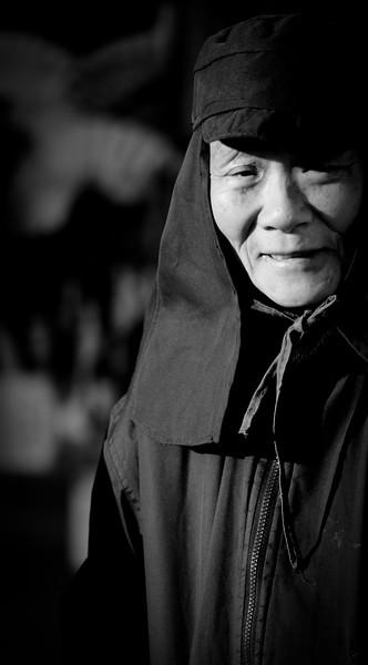 Xitang, China.