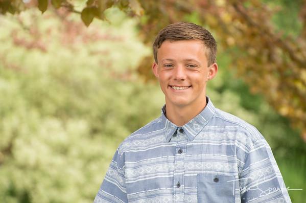 Hunter Stutz: Senior Portrati