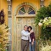 Inhabit article about how Kathryn and Drew Miller used recycled and savaged materials to remodel their home at 2110 El Rancho Drive, in Scotts Valley, Santa Cruz for featured home in Santa Cruz Magazine Fall 2008