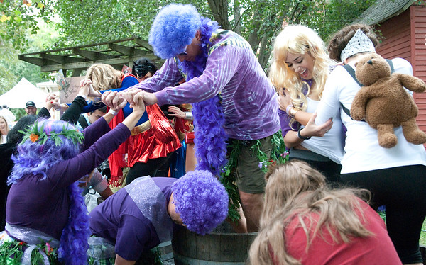 A Vintage Affair ~ The Grape Stomp Festival