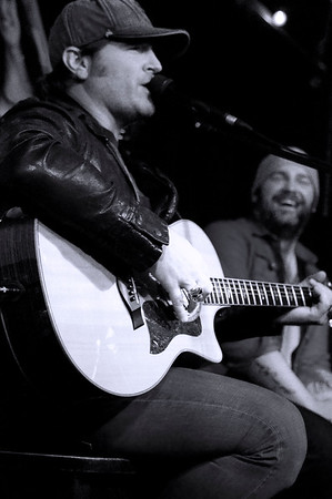 Jerrod Niemann & Lee Brice ~ black and white