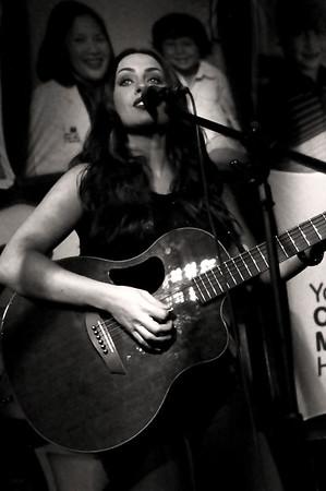 Hannah Blaylock ~ black and white