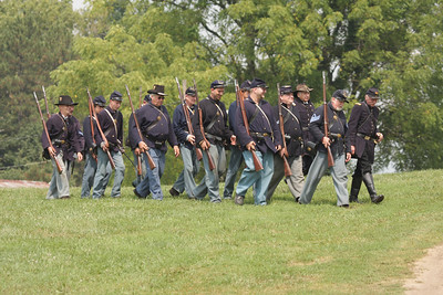 Union Soldiers - US Civil War