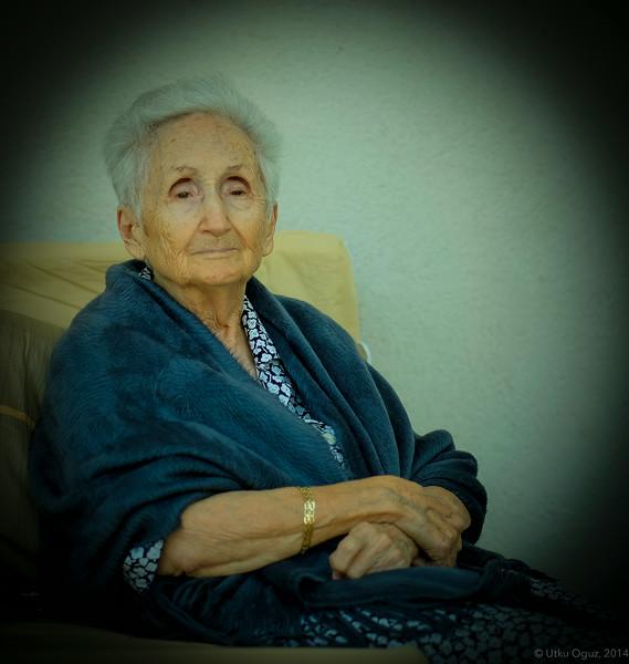 Esra's Grandmother Sevim Hanim