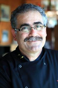 Bellapais Gardens Hotel Chef Selim Bey
