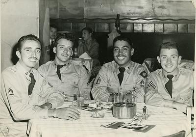 1950_ben-n-army-buddies
