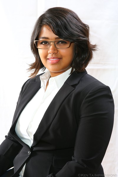 Preetha's Portrait Session
