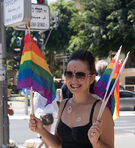 Pride Paraid Tel Aviv 2015