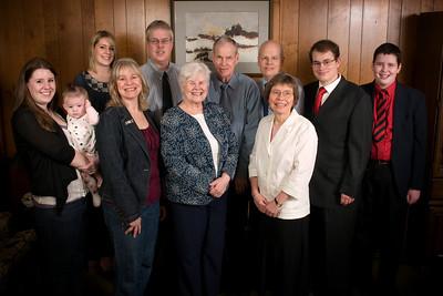 Priest Family Photo Shoot