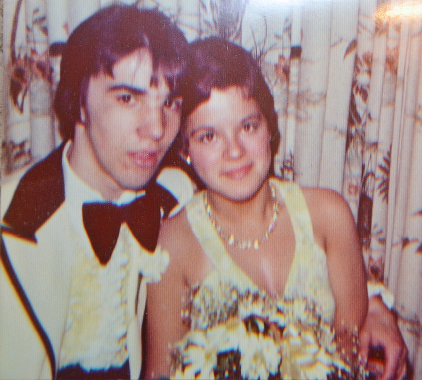 . Rick and Cheryl Clouthier attended the 1975 Fitchburg High senior prom. They were later married in 1977. The Clouthiers reside today in Fitchburg. SENTINEL & ENTERPRISE / Ashley Green