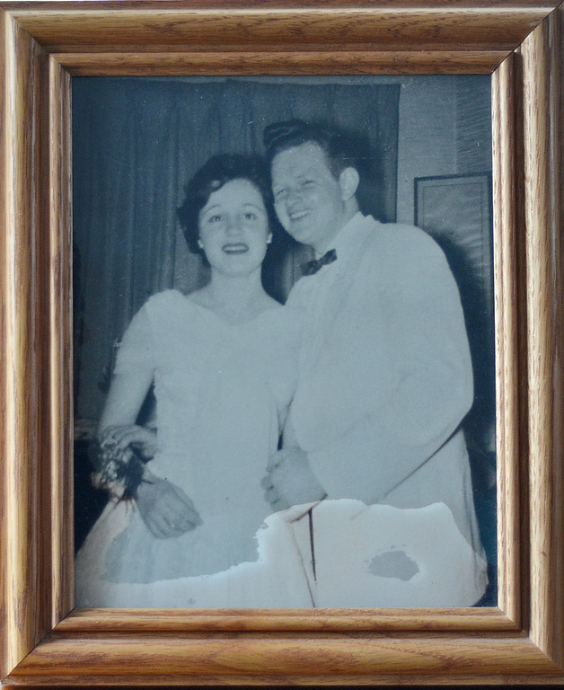 . Roberta and Dave McClintock attended her prom at St. Patrick\'s School in Roxbury together in 1958 and 1958. They married in 1961 and have been together ever since. The McClintock\'s reside in Leominster. SENTINEL & ENTERPRISE / Ashley Green