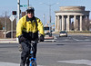 Atlantic City, NJ. Bicycle patrol. January 2012