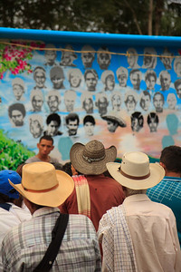 Despite the suffering, the family members have maintained an unwavering struggle to find the remains of their loved ones, to learn the truth about what happened, and to prosecute those responsible.  Photo: Alejandro González/PBI
