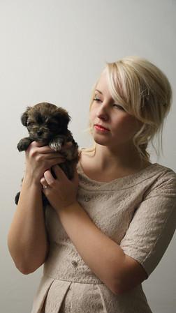 The Proper Puppy Photoshoot