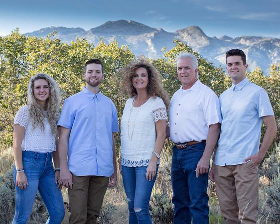 Raban Family - July 2017