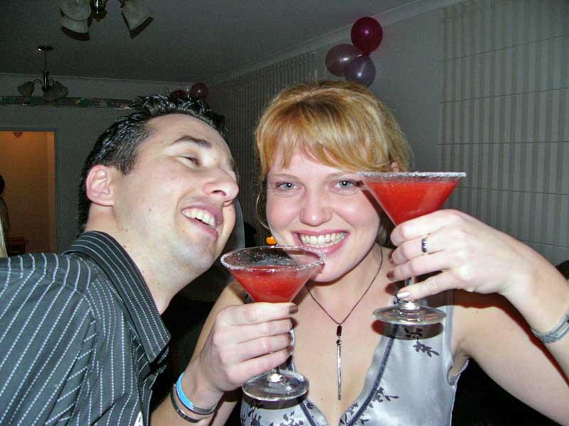 Dan and Astrid