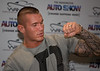 Randy Orton (DC Auto Show) : Walter E Washington Convention Center, February 3 2011
