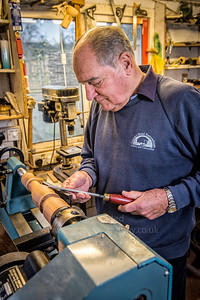 Ray Thorne, Woodturner